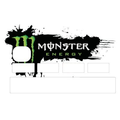 Stickers CB Monster