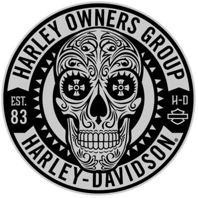 Stickers harley Davidson