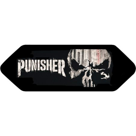 Stickers Punisher casque moto shoei