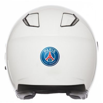 Stickers casque moto PSG