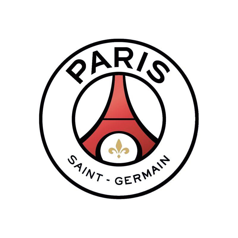 Stickers casque moto et scooter Paris Saint Germain PSG