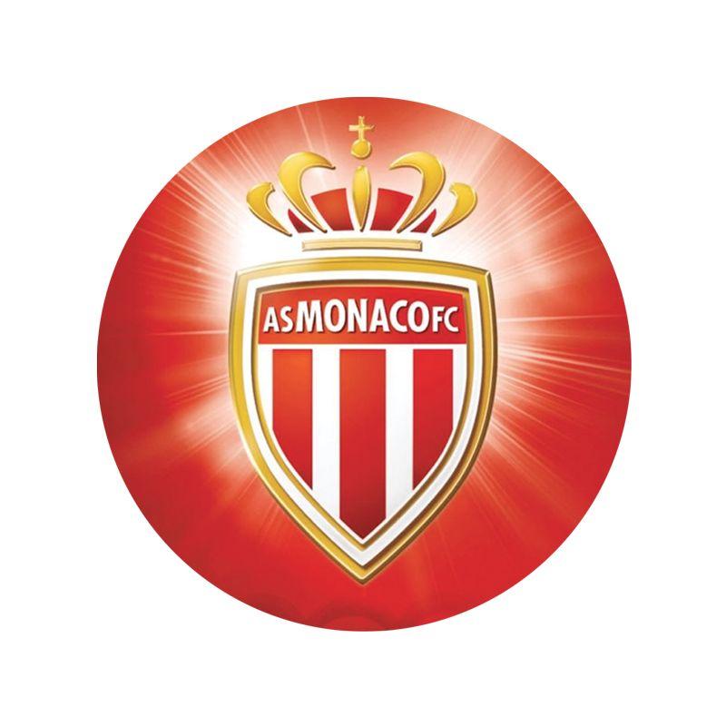 Stickers pour casque de moto et scooter AS Monaco