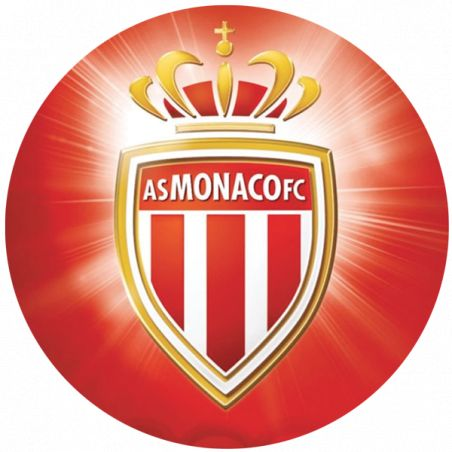 Stickers pour casque de moto et scooter AS Monaco