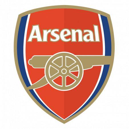Stickers casque moto Arsenal
