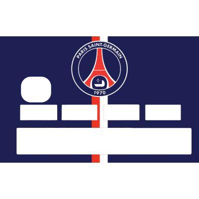 Stickers pour Carte Bleue PSG