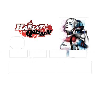 Stickers Pour CB Harley Quinn