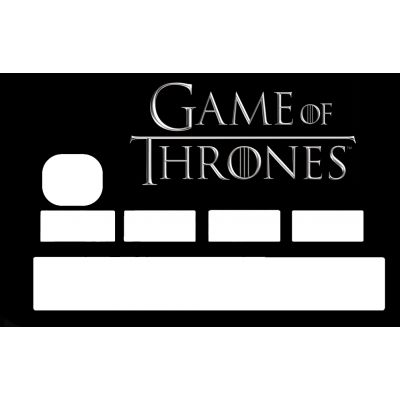 Stickers CB Game of Thrones