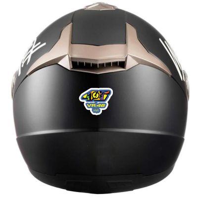 Stickers pour casque VR46...