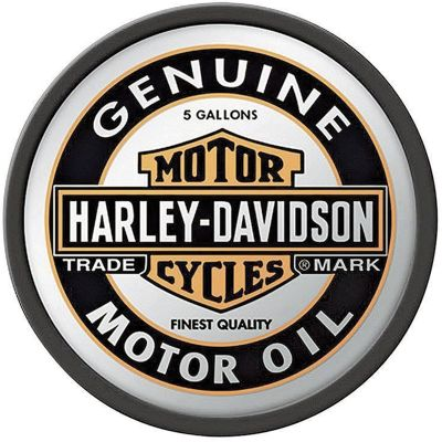 Stickers pour casque de moto Harley Davidson Genuine
