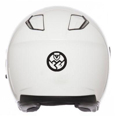 Stickers casque moto...