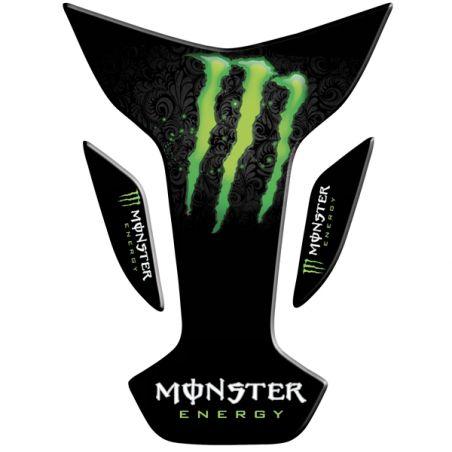 Protection de réservoir moto Monster Energy