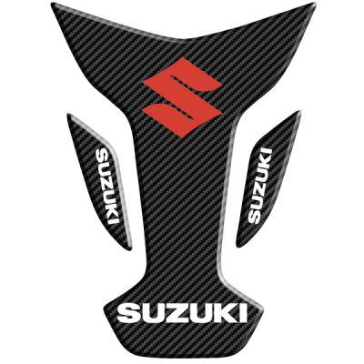 Protège réservoir moto Suzuki