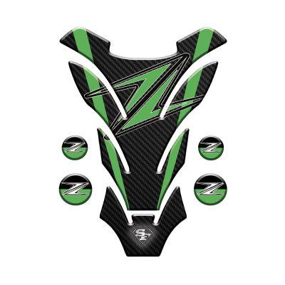 Protège réservoir vert 3D...